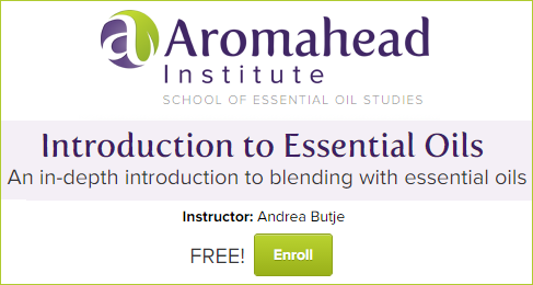 Aromahead Introductory course