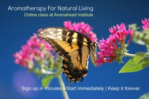 Aromatherapy for Natural Living