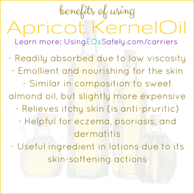 Benefits of Apricot Kernel Oil