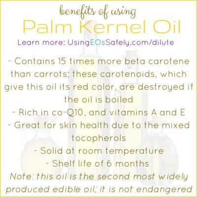 Benefits of Palm Kernel Oil