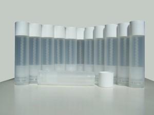 Clear Lip Balm Tubes