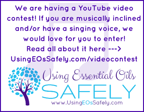 We are having a YouTube video contest! If you are musically inclined and/or have a singing voice, we would love for you to enter!