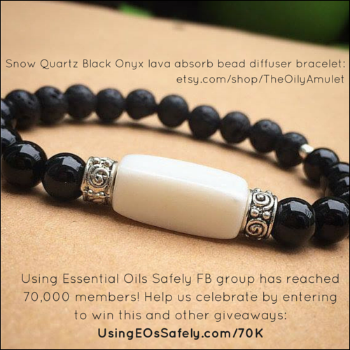 Using Essential Oils Safely 70K giveaway
