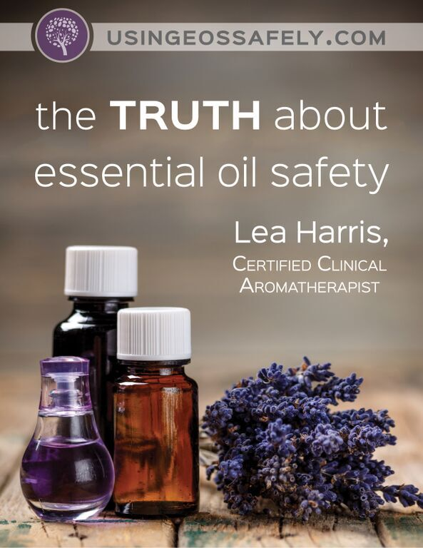 The TRUTH About Essential Oil Safety