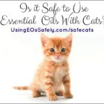 Is it Safe to Use Essential Oils With Cats?