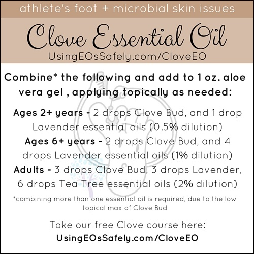 Clove_Recipes_Skin_Athletesfoot