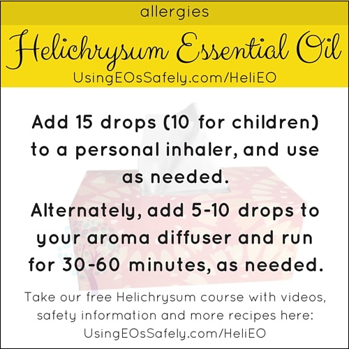 Helichrysum_Recipes_Immune_Allergies