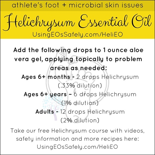 Helichrysum_Recipes_Skin_Athletesfoot