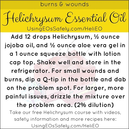 Helichrysum_Recipes_Skin_Burnswounds