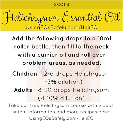 Helichrysum_Recipes_Skin_Scars