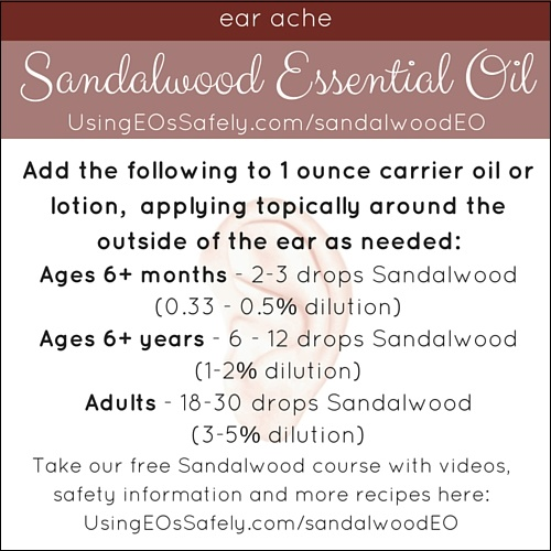 Sandalwood_Recipes_Immune_Earache