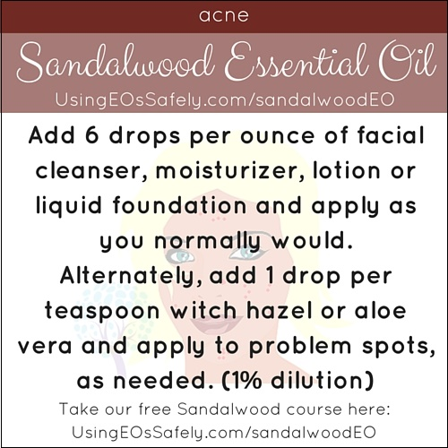 Sandalwood_Recipes_Skin_acne