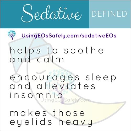 Sedative_Define