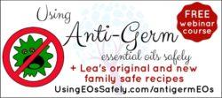 Anti-Germ Essential Oils