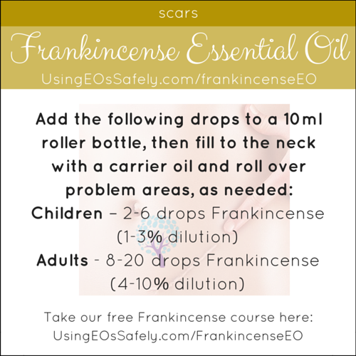 Using Frankincense Essential Oil Safely | Using Essential