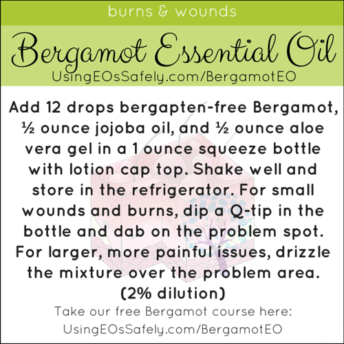 17Bergamot_Recipes_Skin_BurnsWounds