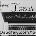 Focus Essential Oils