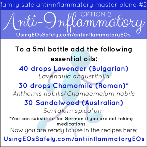 Anti Inflammatory Essential Oils Using Essential Oils Safely