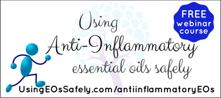 Anti-Inflammatory Essential Oils