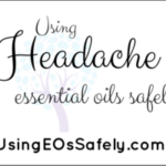 Anti-Headache Essential Oils