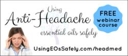 Anti-Headache Essential Oils