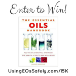 GIVEAWAY: The Essential Oil Handbook
