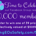 Celebrating 50,000 FB Group Members – a giveaway