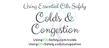 Essential Oils for Colds and Congestion