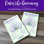 Essential Oil Profiles ebook giveaway!