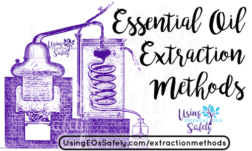 Essential Oil Extraction Methods