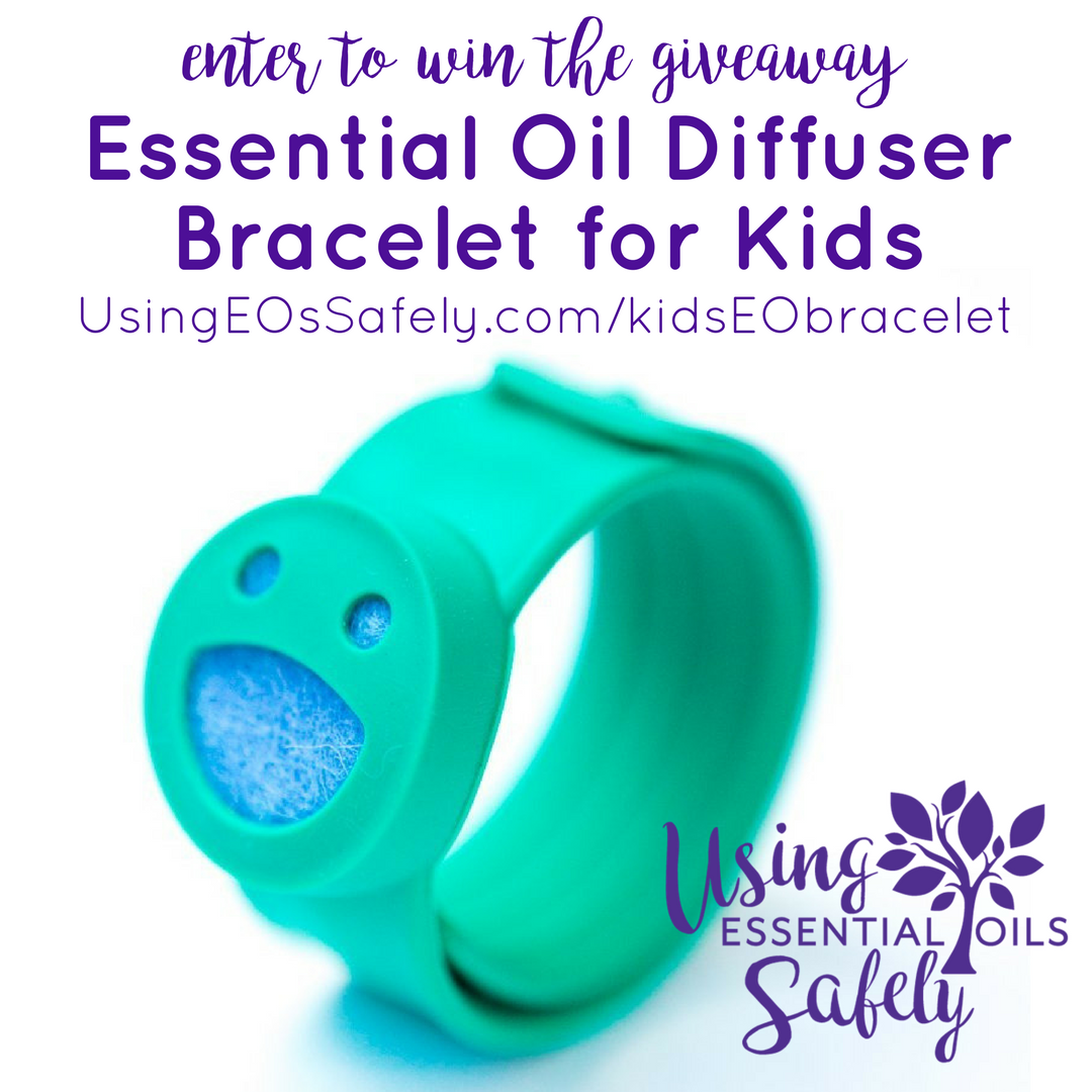 GIVEAWAY: Essential Oil Diffuser Bracelet for Kids!